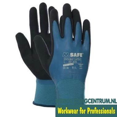 M-Safe Wet Grip handschoenen 50-400